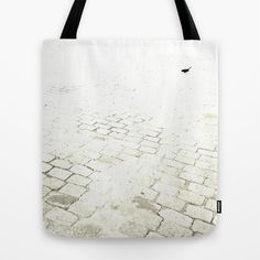 Birdstreet Tote Bag by dissabtes - $22.00