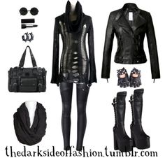 Gothic Glam, We All Make Mistakes, Cool Outfits, Fashion Outfits, Emo Goth, Grunge, Alternative Outfits, Disney Outfits, Dark Fashion