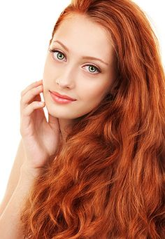 Ginger Hair Tutorials: Beach Waves and Mermaid Hair