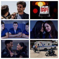 The Night shift, NBC