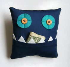 Tooth Fairy pillow!