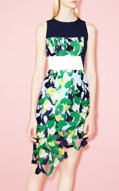 Peter Pilotto Resort 2014 Trunkshow Look 22 on Moda Operandi