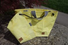 """ZITRONE"" SHOPPER"