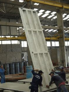 GRC · Tecnologia Concrete Casting, Concrete Molds, Cement, Sip House, Concrete Facade, Ceramic Wall Art, Architectural Section, Facade Design, Panel