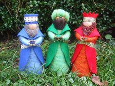 Drie Koningen (per 3) | Kerst | Fantastic-Gifts-Shop