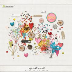 The Lilypad :: Element Packs :: Sprinkles V.20