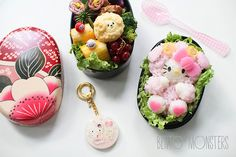 Sheep Cookie & Bento