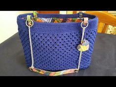 """New Cheap Bags. The location where building and construction meets style, beaded crochet is the act of using beads to decorate crocheted products. """"Crochet"""" is derived fro Free Crochet Bag, Crochet Shell Stitch, Bead Crochet, Crochet Bags, Crochet Handbags, Crochet Purses, Crochet Hoodie, Purse Patterns, Crochet Videos"""