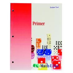 @mathusee Primer: Simple introduction to mathematics.