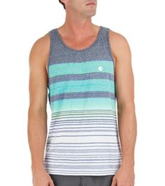 Billabong Men's Bender Tank #swimoutlet