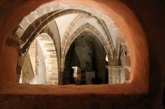 Moulins - trésors cachés sous le quartier historique - Les Caves Bertine n'ont pas encore livré tous leurs secrets