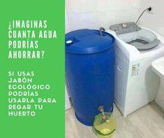 ¿Imaginas cuanta agua podrías ahorrar?