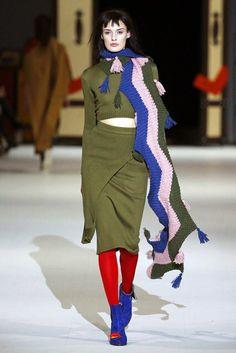 The Coat by Katya Silchenko, Look #2