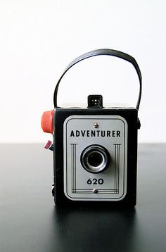 1st camera ever used in 9th grade photography class