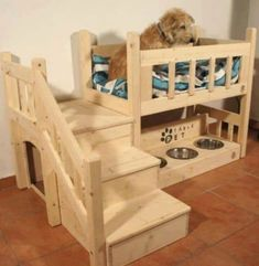 You will love these Dog Bunk Beds Ideas and we have something for everyone. Be sure that you watch the video tutorial too.