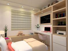 - Home Theater Tiny Bedroom Design, Girl Bedroom Designs, Small Room Bedroom, Bedroom Decor, Dream Rooms, Dream Bedroom, Small Bedroom Inspiration, Study Room Decor, Ikea Living Room