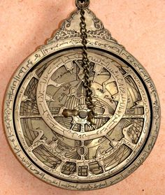 Steampunk reality: The Astrolabe