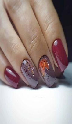 Put and sign in front of a lot of interesting things . # manicure # ma… Put and sign in front of a lot of interesting things . Tina's Nails, Cute Nails, Pretty Nails, Easter Nail Designs, Valentine's Day Nail Designs, Latest Nail Designs, Latest Nail Art, Easy Nail Art, Cool Nail Art