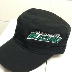Womans Hat $20 #BrookingsBlizzard #BlizzGear #hockey #merchandise