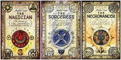 Nicholas Flamel series