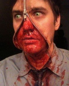 Image from http://guardianlv.com/wp-content/uploads/2013/10/Zombie-zip-up-face-best-makeup.jpg.