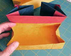 Since combining the words origami and Zhen Xian Bao or Chinese Thread Book in my search for the 'star' box (flowered candy box) I have come across a number of origami versions of the Zh…