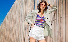 """Star-Bloggerin  Leandra Medineim Video-Interview - Leandra Medine: """"Ich würde Mode den Männern immer vorziehen"""""""