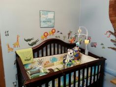 noah's ark for nursery Decorative Bedroom