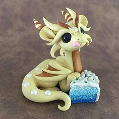 Beach Cake Dragon