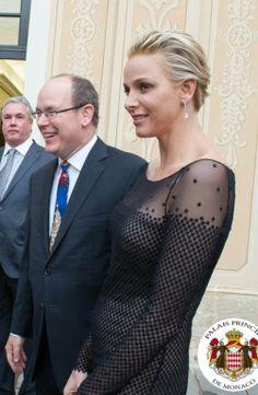 Princess Stephanie, Princess Caroline, Royal Princess, Albert Monaco, Prince Albert Of Monaco, Grace Kelly, Princesa Charlene, Monaco Royal Family, Royal Fashion