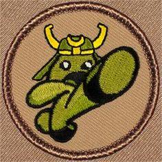 Wasabi Warrior Patrol Patch (#719)