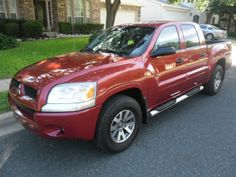 2008 Mitsubishi Raider #TexasAutoRanch #Austin #Texas #cars #auto #automotive #carsforsale #usedcars #Mitsubishi #Raider