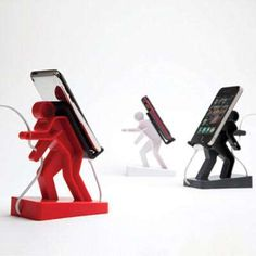 Burden-Bearing iPhone Dock