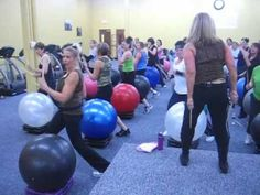 DRUMS ALIVE at Summit Fitness