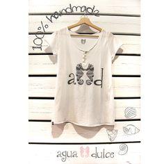 Camiseta Agua Dulce Playa de Aro shop  Galerias bona ma@agua-dulce.es