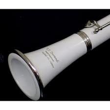 White Clarinet...  LOVE