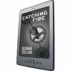 Amazon Kindle only $49 after Free Walmart Gift card with purchase! Read the Hunger Games or curb your appetite with Cookbooks and Recipes all on the Kindle.