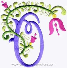 Alphabet Embroidery Designs | Flickr - Photo Sharing!