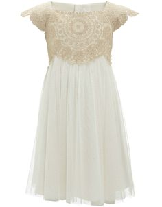 This website has some of the sweetest little dresses. Perfect for a flower girl.