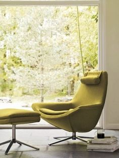 The Metropolitan Chair designed by Jeffrey Bernett for B & B Italia    #dwr #livingroom #dwrLivingRoomSale