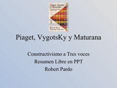resumen-libre-piagetvigotski-y-maturana-constructivismo-a-tres-voces by rpardo via Slideshare