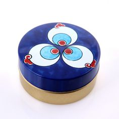 Turkish Towel Store - Handmade Natural Olive Oil Soap in Round Tin Box Adorned with Chintamani Design, $6.50 (http://www.turkishtowelstore.com/products/handmade-natural-olive-oil-soap-in-round-tin-box-adorned-with-chintamani-design.html)