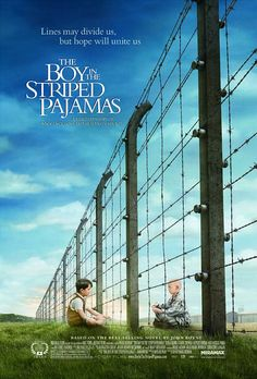 The Boy in the Striped Pajamas (2008) | directed by Mark Herman | starring Asa Butterfield, David Thewlis, and Rupert Friend
