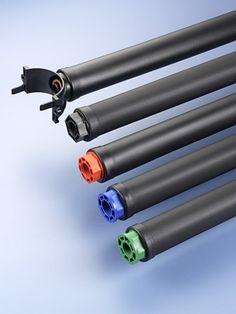 Dyfuzory drobnopęcherzykowe rurowe.  Technolodzy S.C.M. Technologie mogą dobrać odpowiedni model dyfuzora, jego wielkość, liczbę oraz układ rusztów. System orurowania wykonany może być z nierdzewnych rur stalowych lub PCV w zależności od indywidualnych wymagań.