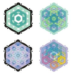 hypercube flower of life