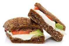 Vegetarian Fresh Mozzarella Sandwiches | at sandwiches around new york got a sandwich we should check out let ...