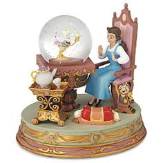 174 Best Beauty And The Beast Ornaments For Tree Images Disney