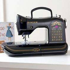 Singer 160 Anniversary Edition Sewing Machine....amazing!!