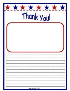 Veterans day freebie dear veteran thank you for letter writing veterans day thank you letters spiritdancerdesigns Choice Image