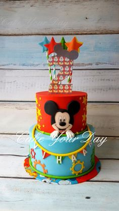 Mouse Cake - Cake by Cake Your Day (Susana van Welbergen)